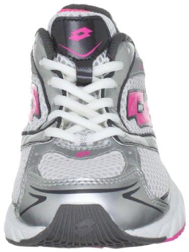 Lotto Sport REARCH GEMINI W N8350 - Zapatillas de correr para mujer Blanco (Weiss (WHT/PINK SHOCK))