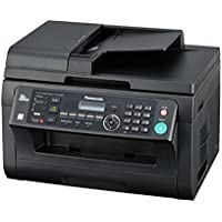 Panasonic Consumer 4-in-1 Laser Printer, Scanner, Fax, LAN