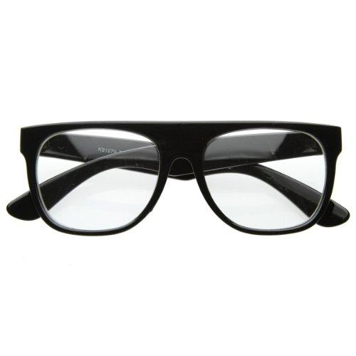 zeroUV Retro Eyewear Rimmed Glasses