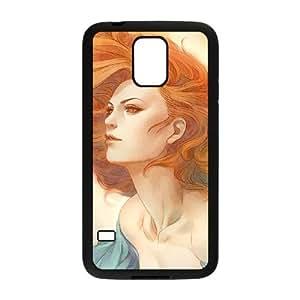 Samsung Galaxy S5 Cell Phone Case Black Pepper Breeze New VIU087730