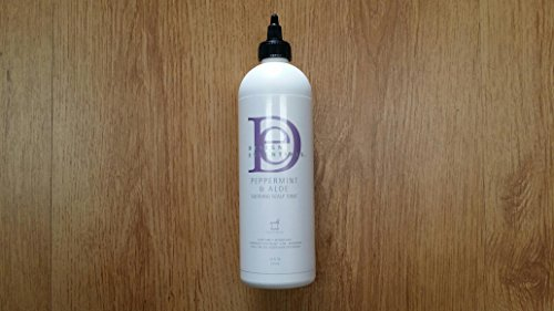 Design Essentials Peppermint and Aloe Soothing Scalp and Skin Tonic (Design Mint)