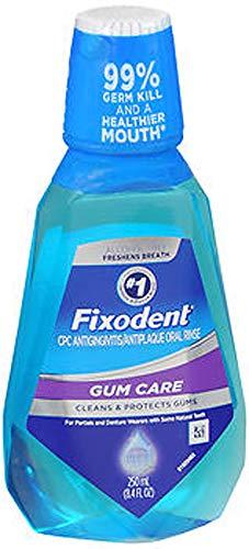 Fixodent Gum Care Rinse – 8.4 oz
