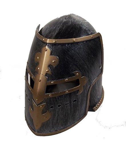 Knights Helmet 2 Piece English Knight Spanish Greek Church Plays 25383 (Greek Helmet For Kids)