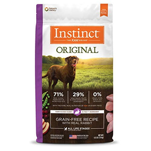 Reviews On Nature Valley Dog Food Instinct