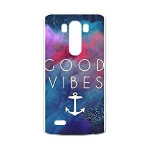 Canting_Good Colorful Good Vibes Anchor Custom Case shin for LG G3 (Laser Technology)