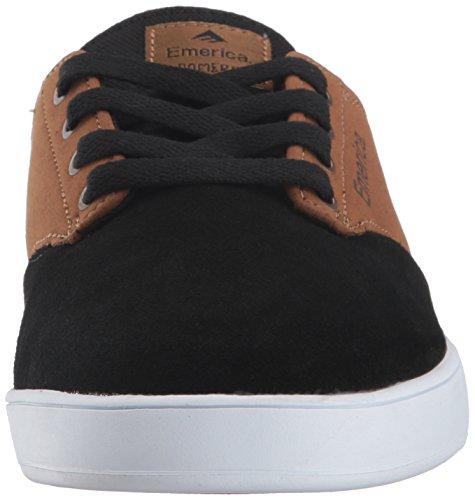 Romero Laced Shoe Emerica brown Black The Men's Skate RqwvW8Tf