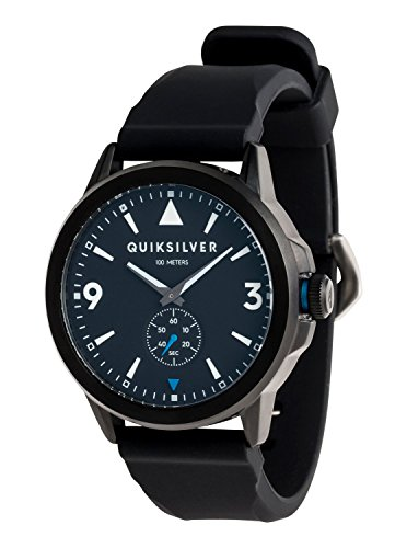 Kombat Silicone quiksilver analogic watch EQYWA03018
