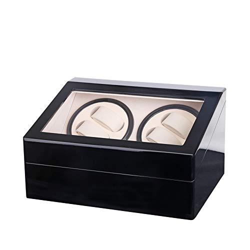 ZOUQILAI Mire la enrolladora. Agitador mecánico. Mesa giratoria automática. Mesa oscilante. Cadena Superior. Caja del Reloj...