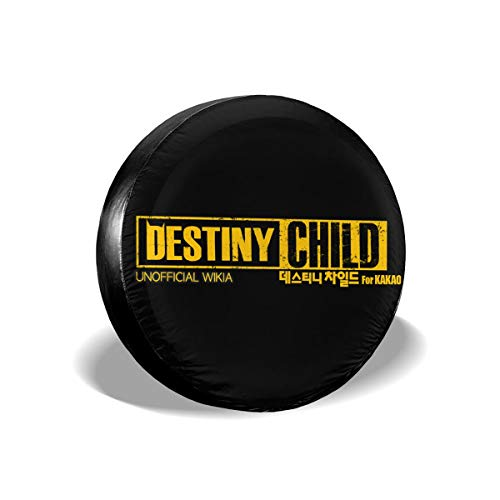 15yishi Destiny Child Spare Tire Cover Fits SUV Jeep Or Camper RV Accessories All Cars