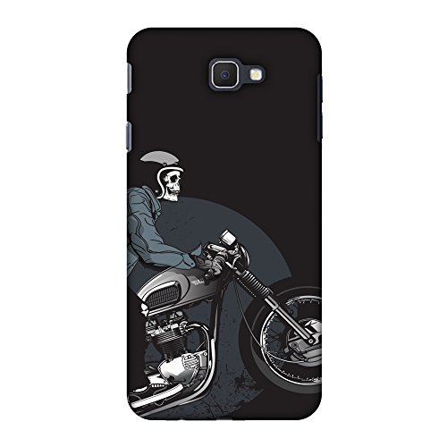 Samsung Galaxy On7 2016 Case, Premium Handcrafted Designer Hard Shell Snap On Case Shockproof Printed Back Cover for Samsung Galaxy On Nxt - Love for Motorcycles 2