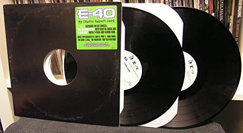 E 40 My Ghetto Report Card 2x Lp Amazon Com Music
