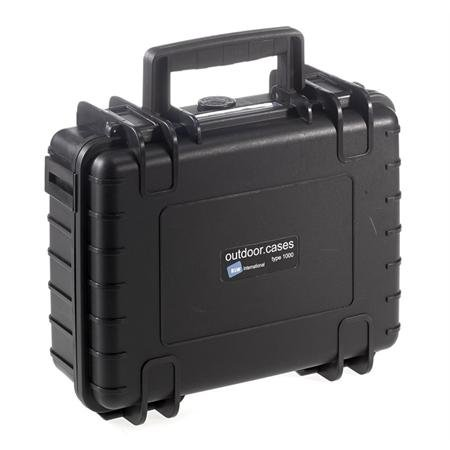 Type 1000 Black Outdoor Case with Custom Foam Tj Unlimited Iron