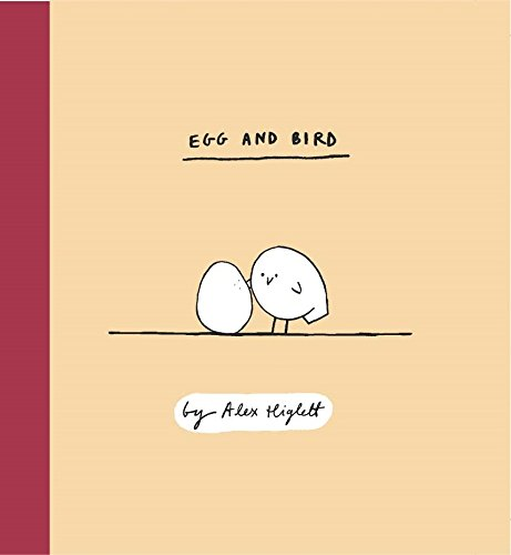 Egg and bird /