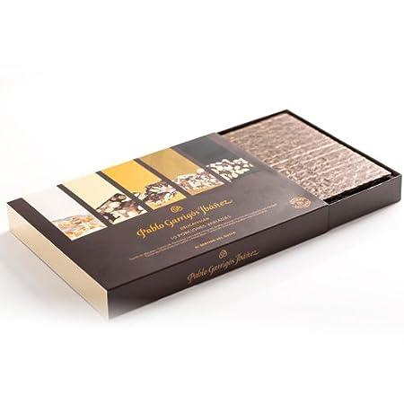 Amazon.com : Pablo Garrigós Ibáñez Delicatessen Assorted Turron (10 Portions) 5.95 oz (170 grams) (Pack of 10) : Grocery & Gourmet Food