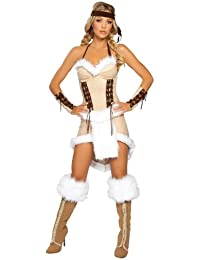 3Pc. Indian Maiden Costume