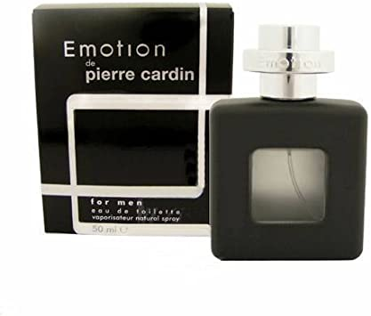 Emotion de Pierre Cardin EDT 75 ml vapo Black