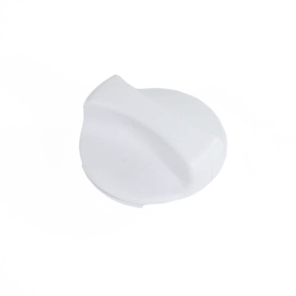 Whirlpool W2186494W Refrigerator Water Filter Cap (White) Genuine Original Equipment Manufacturer (OEM) Part White