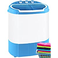 Pyle AZPUCWM22 Mini Portable Washing Machine / Spin Dryer