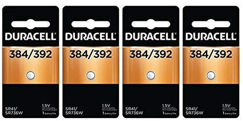 Buy duracell 384/392 battery