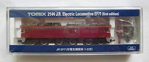 TOMIX Nゲージ EF71 1次形 2144 鉄道模型 電気機関車の商品画像