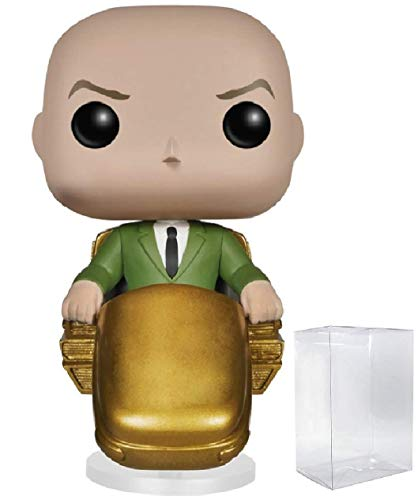 Funko Pop! Marvel: Classic X-Men - Professor X Vinyl Figure (Includes Compatible Pop Box Protector Case)