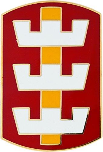 130th Engineer Brigade CSIB - Combat Service Identification Badge ()