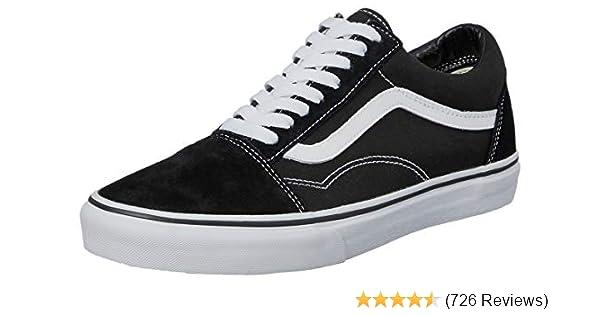 Vans Unisex Old Skool Classic Skate Shoes 69634dc5a74cd
