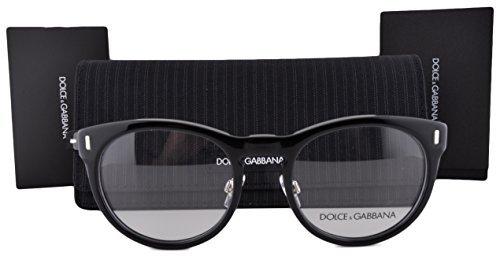 Dolce & Gabbana DG3240 Eyeglasses 49-20-140 Black 501 DG - And Dolce Mens Gabbana Sale