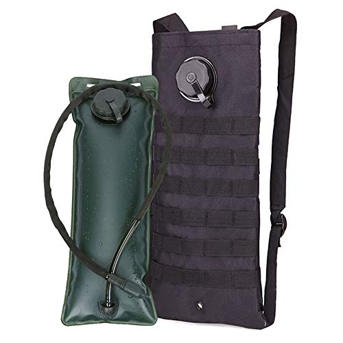 AIMILL Tactical Molle Hydration Pack Bag Water