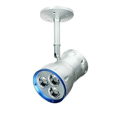 LEDing the life,art gallery lighting design,LED focus spotlight,museum lighting,surface mounted light