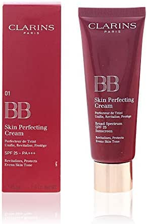 Clarins Bb Skin Perfecting Cream SPF 25, No. 03 Dark, 1.7 Ounce