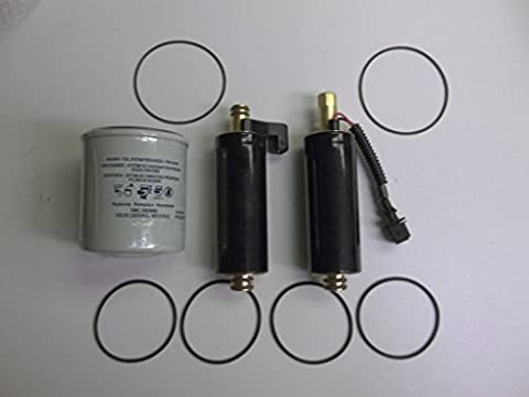 Electric Fuel Pumps for VOLVO PENTA 21608511 21545138 w/filter 4.3 5.0 5.7 GXI - Volvo Boat Engine Parts