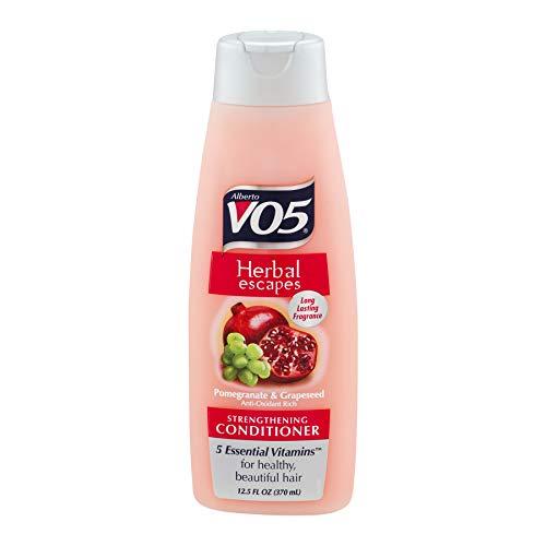 Vo5 Cnd Herbal Esc Pom & Size 12.5z Vo5 Conditioner Herbal Escapes Pomegranate & Grapeseed 12.5z (Conditioner Vo5 Alberto Herbal)