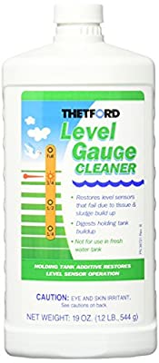 Thetford RV Level Gauge Cleaner 24545, 19 oz. Bottle