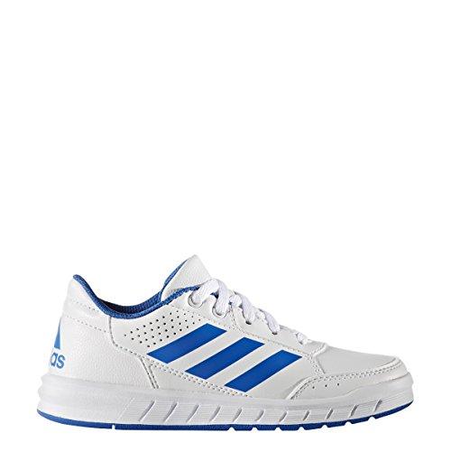 Adidas altasport K–Sneaker deportepara Kinder, Weiß–(Ftwbla/Blau/Ftwbla),-28
