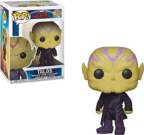 Funko Pop! - Talos Captain Marvel (Xbox)