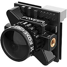 FOXEER Micro Falkor 1200TVL Camera 1.8mm Lens 16:9/4:3 PAL/NTSC Switchable GWDR - Black