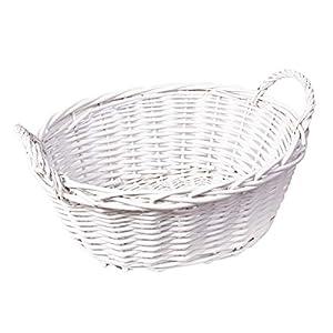Best White Wicker Baskets