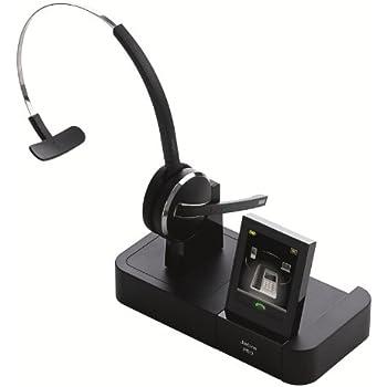 jabra pro 920 mono wireless headset for deskphone electronics. Black Bedroom Furniture Sets. Home Design Ideas