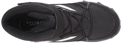 adidas Outdoor Unisex-Kids Terrex Snow CF CP CW K Hiking Shoe,Black/Chalk White/Black,6 Child US Big Kid by adidas outdoor (Image #8)