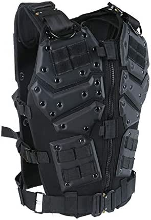 HANYUEXIA Tactical Vest Special Forces TF3 Multi-Function TMC Nest Unit CS Combat EVA Vest