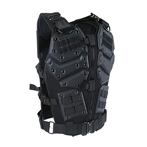 (HANYUEXIA Tactical Vest Special Forces TF3 Multi-Function TMC Nest Unit CS Combat EVA Vest)