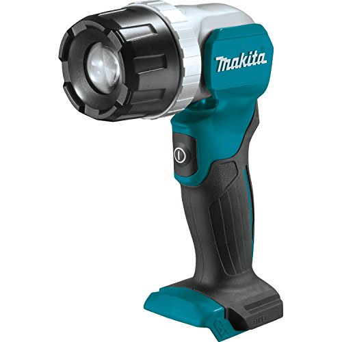 Makita ML106 12V Max CXT Lithium-Ion Cordless Adjustable Beam L.E.D. Flashlight, ()