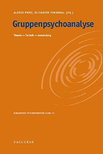 gruppenpsychoanalyse-theorie-technik-anwendung-bibliothek-psychotherapie