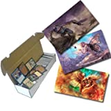: 1000+ Assorted Magic the Gathering Cards with Free Playmat