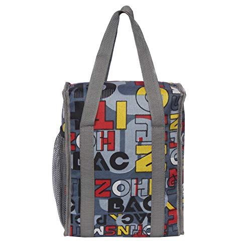 Right Choice Bags Denim Multicolour Pouch Holder Unisex Handbag