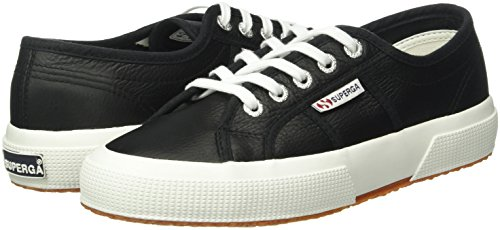 Low top Unisex Adults' 2750 Black Ukfglu c39 Sneakers Superga Ux4Wpnw