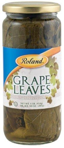 Roland: Grape Leaves 16 Oz (2 Pack)