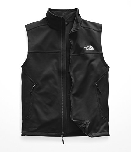 The North Face Men's Apex Canyonwall Vest - TNF Black & TNF Black - XL