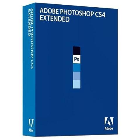 Adobe Photoshop Extended CS4 Upgrade (Spanish) (Adobe Cs4 Windows)